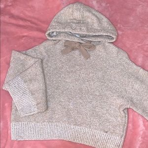 Thick warm Corp knitted sweater